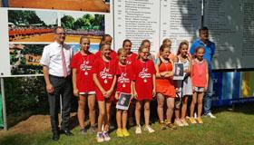 Tennisteams erreichen zweite Plätze beim Bezirksfinale