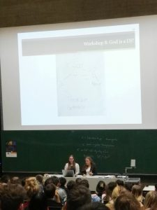 Studientag – Besuch der Universität Regensburg