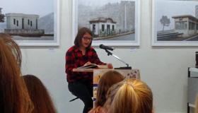 Marie Leitz räumt beim Vorlese-Wettbewerb ab