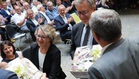 Verabschiedung von OStD Helmut Matejka