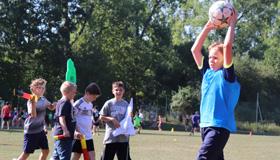 """""""Sport frei"""" – Sport- und Schulfest am AGW"""